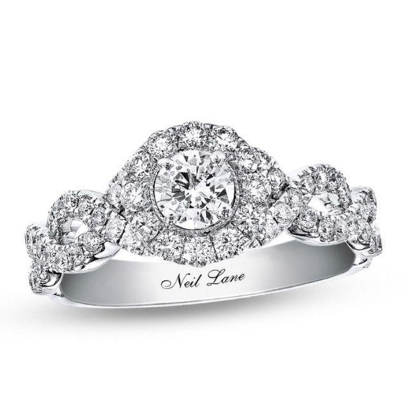 Kay Jewelers Jewelry Neil Lane Engagement Ring And Wedding Band